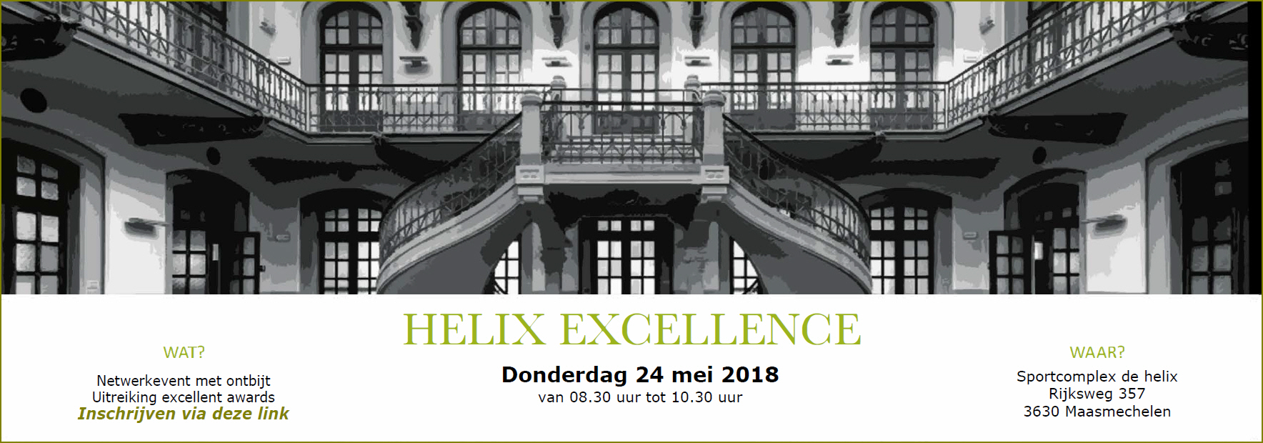 Helix excellence 2018